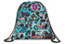 Camo Blue Badges