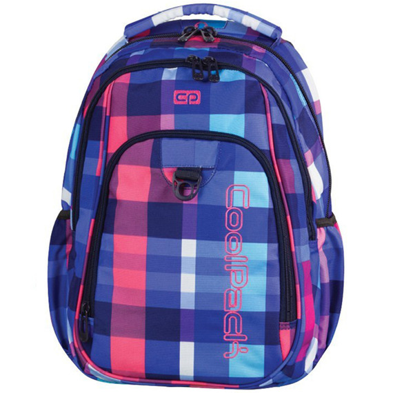5fe42ba531673 School backpack Coolpack Strike Cubic 72878CP nr 731 - Plecaki   Plecaki  szkolne   Strike - Sklep Galanteria4you