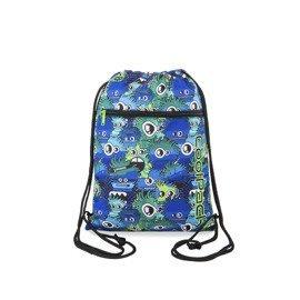 CoolPack Vert Drawing Hearts sports bag 28426CP No. B70038 ... ad0ba3cd20b07