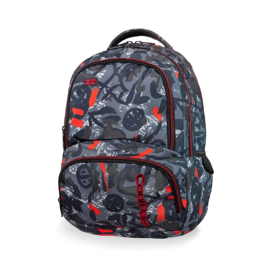 7a0118ebd6c71 Backpack CoolPack Spiner Red Indian 32126CP No. B01005 Click to zoom ...