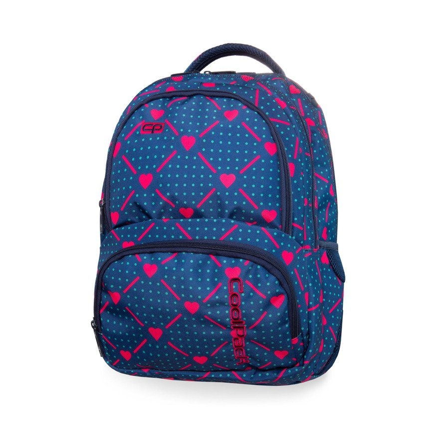 b925a4f7acec3 Backpack CoolPack Spiner Heart Link 32881CP No. B01009 - Plecaki ...