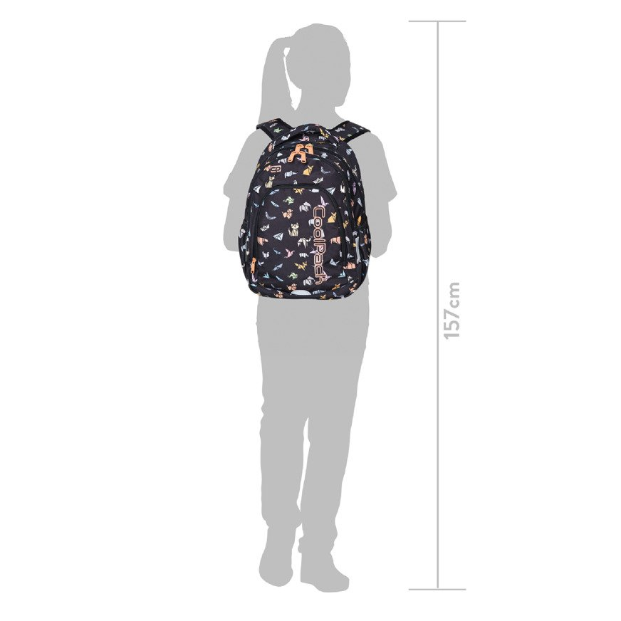 ... Backpack CoolPack Prime Drawing Hearts 26941CP nr B25038 Click to zoom  ... 3d8f73f145f62