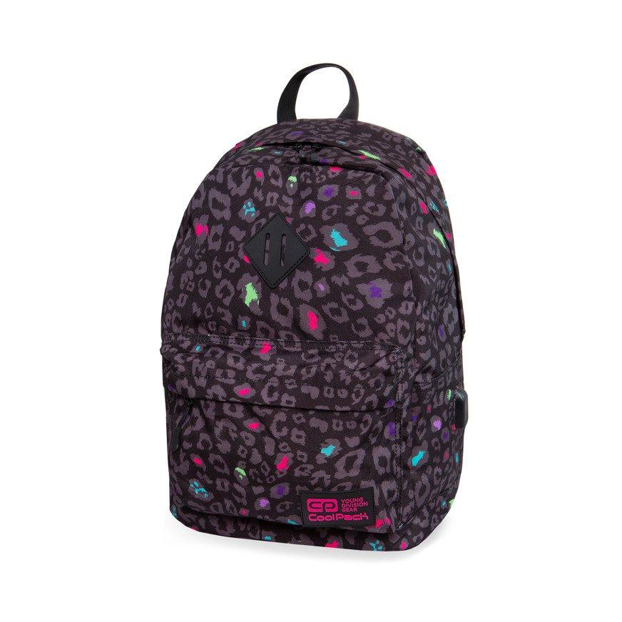 cc221c4417224 Backpack CoolPack Cross Black Panther 29768CP nr B26044 - Plecaki ...