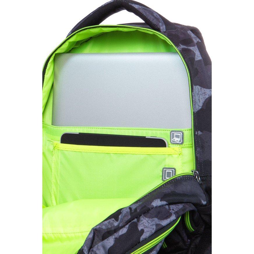 4afa4d0b056a4 Backpack CoolPack Dart II Moro Yellow 8090CP No. B30065 - Plecaki ...