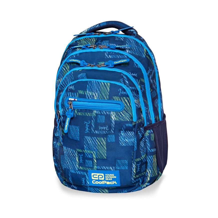 b9a2a4f0d0908 Backpack CoolPack College Tech Ocean Room 11198CP nr B36096 Click to zoom  ...