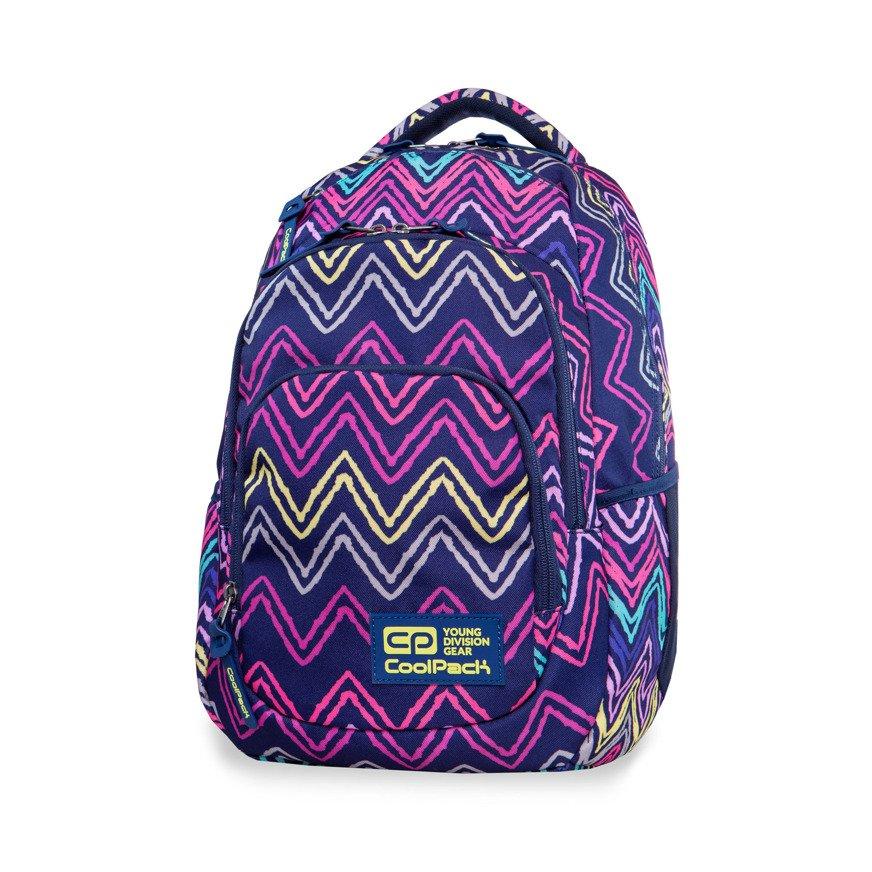 3b677972fa9a6 Backpack Plecak szkolny CoolPack Vance Flexy 21922CP No. B37103 ...