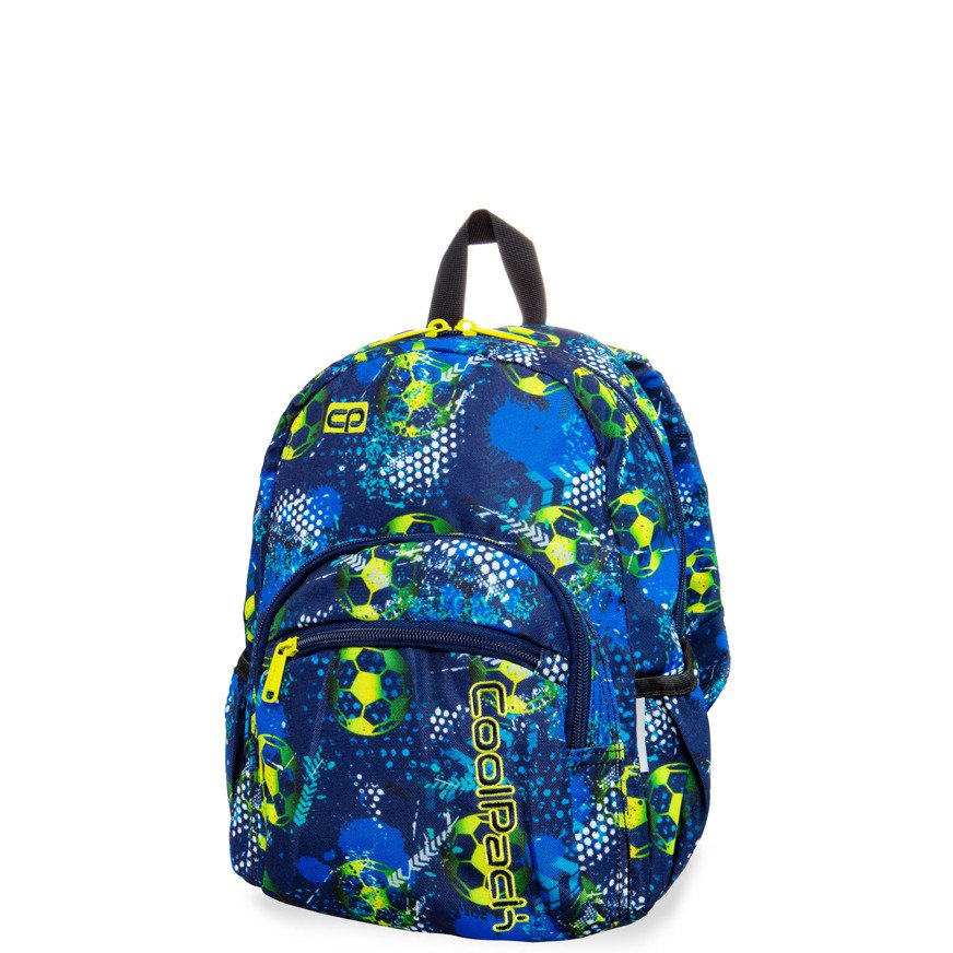 b4df8ba706672 Children's backpack CoolPack Mini Football Blue 26446CP No. B27037 Click to  zoom ...