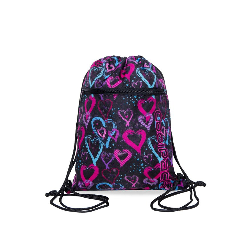 CoolPack Vert Drawing Hearts sports bag 28426CP No. B70038 Click to zoom ... 55f29740ea264