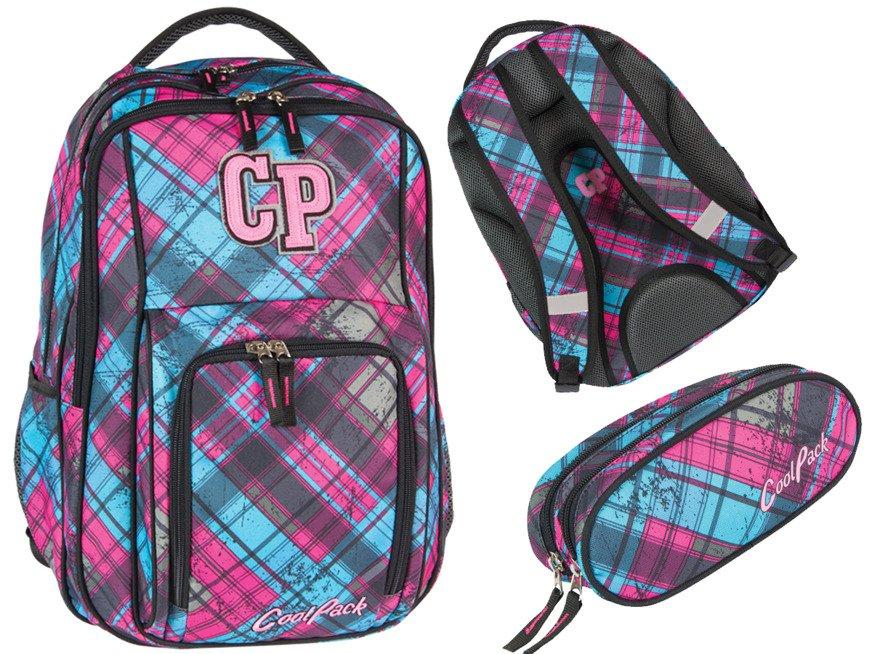 0310ff5e37d73 SUPER Plecak szkolny młodzieżowy COOLPACK C1 HIT ! Click to zoom ...