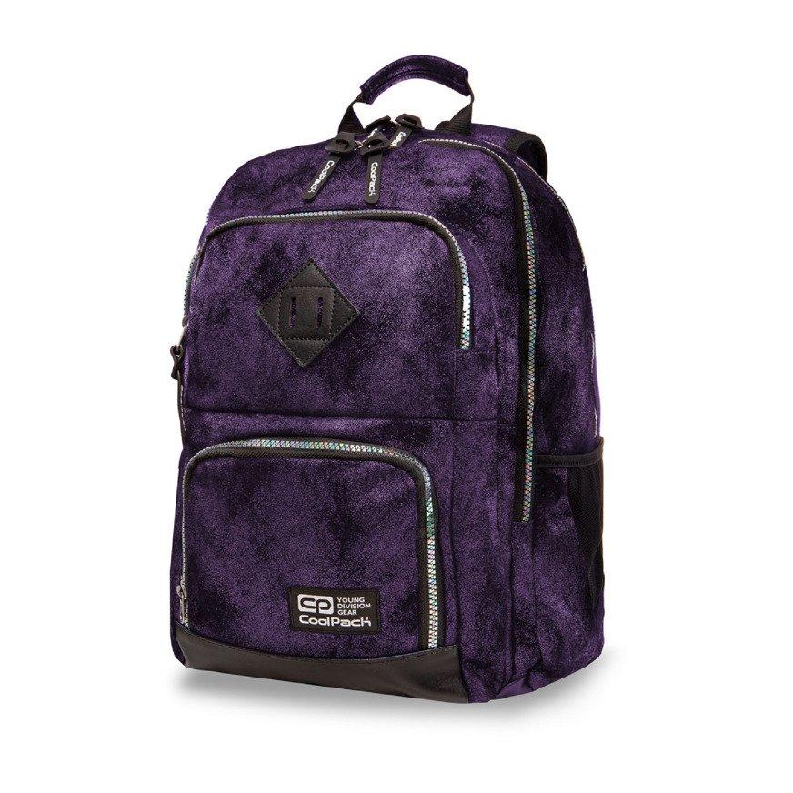 75ed457b6d8a1 School backpack CoolPack Unit Diamond Blue 99547CP nr B32078 ...