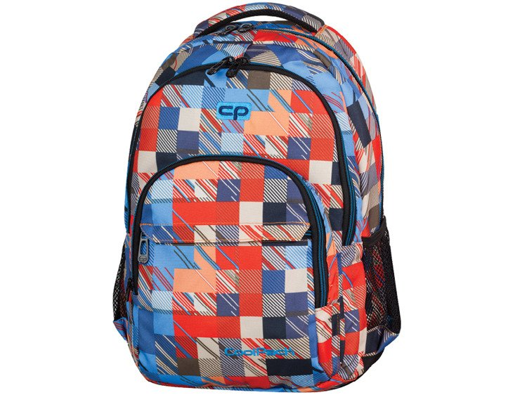 4fa95902fcbf3 School backpack Coolpack Basic Motion check 68987CP nr 891 Click to zoom ...