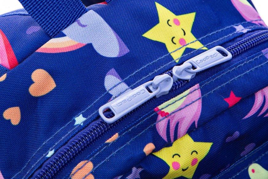 School backpack Coolpack Bobby LED Unicorns 22738CP A23208 - Plecaki ... c8df58c91a569