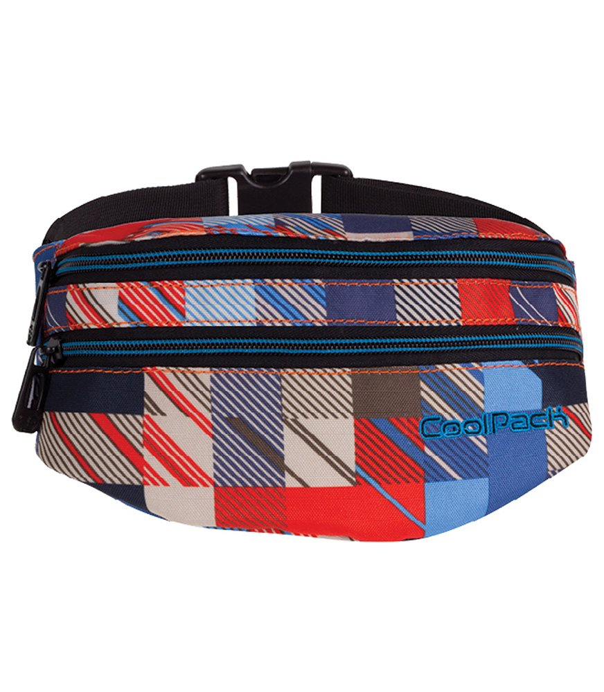 282974bcd5f5e Waist bag Coolpack Madison Motion check 69014CP nr 894 Click to zoom ...