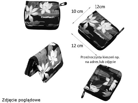 Wallet Coolpack Hazel Aloha 62008CP nr 564