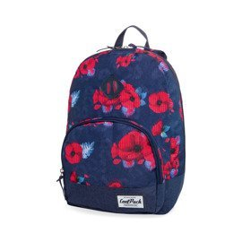 541a8624ce471 Plecak miejski CoolPack Classic Red Poppy 35523CP nr B06025