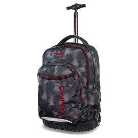 a60644839b859 Plecak młodzieżowy na kółkach CoolPack Swift Misty Red 32362CP nr B04006