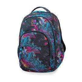 8fed64b7c99b1 Plecak młodzieżowy szkolny CoolPack Basic Plus Vibrant Bloom 34403CP nr  B03017