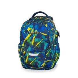 d08f1311a27cf Plecak młodzieżowy szkolny CoolPack Factor Abstract Yellow 32522CP nr B02007