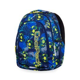 8471476d12ee6 Plecak młodzieżowy szkolny CoolPack Prime Football Blue 26422CP nr B25037