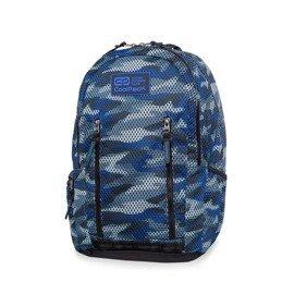 fb61d7141d595 Plecak szkolny CoolPack Impact II Camo Mesh Grey 98250CP nr B31067
