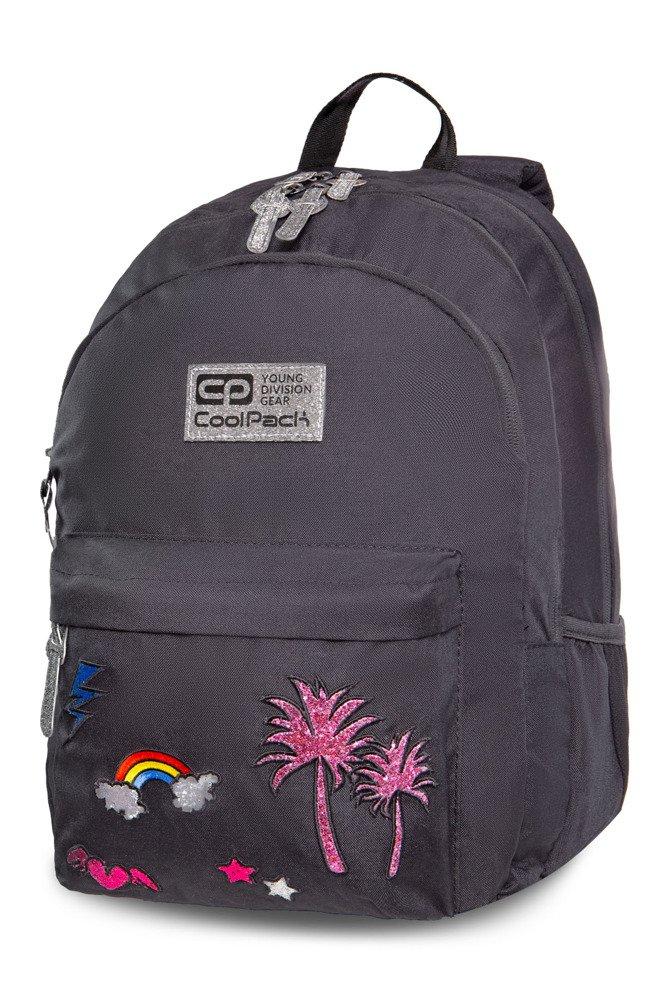 139e995b8d09b Kliknij, aby powiększyć; Młodzieżowy Plecak szkolny Coolpack Hippie  Sparkling ...