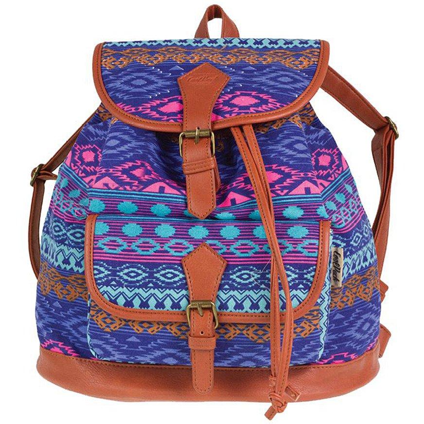 b6e183dcf4f3a Plecak miejski Coolpack Fiesta Blue Tribal 72359CP nr 1028 - Plecaki ...