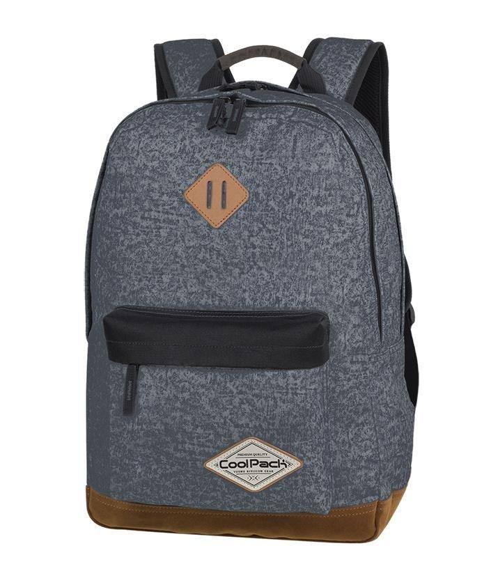 e41ba85346f90 ... Plecak miejski Coolpack Scout Shabby Grey 12713CP nr A120 Kliknij, aby  powiększyć ...
