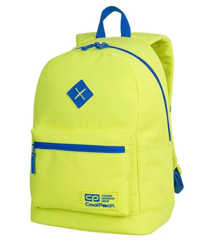 1d1ad11612564 Kliknij, aby powiększyć; Plecak młodzieżowy Coolpack Cross Neon Yellow  93101CP nr A458 Kliknij, aby powiększyć ...