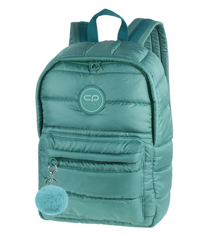 5eec7bf7f6d0c Plecak młodzieżowy Coolpack Ruby Green 12539CP nr A105 - Plecaki ...