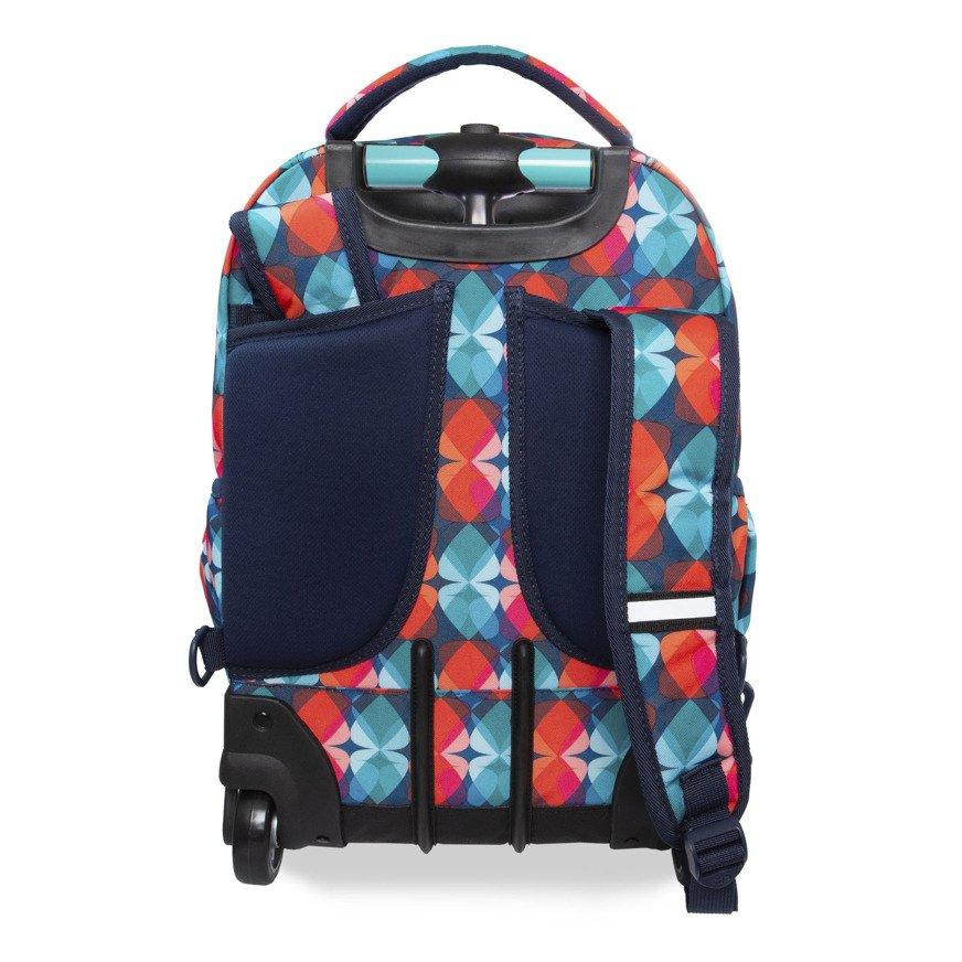 6b6d60dd676ac Kliknij, aby powiększyć · Plecak młodzieżowy na kółkach CoolPack Swift  Magic Leaves 33697CP ...