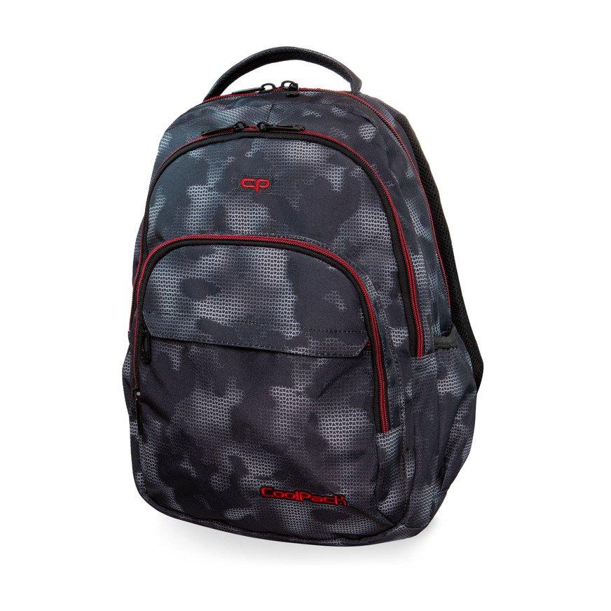 26e5997cdc35f Plecak młodzieżowy szkolny CoolPack Basic Plus Misty Red 32348CP nr ...