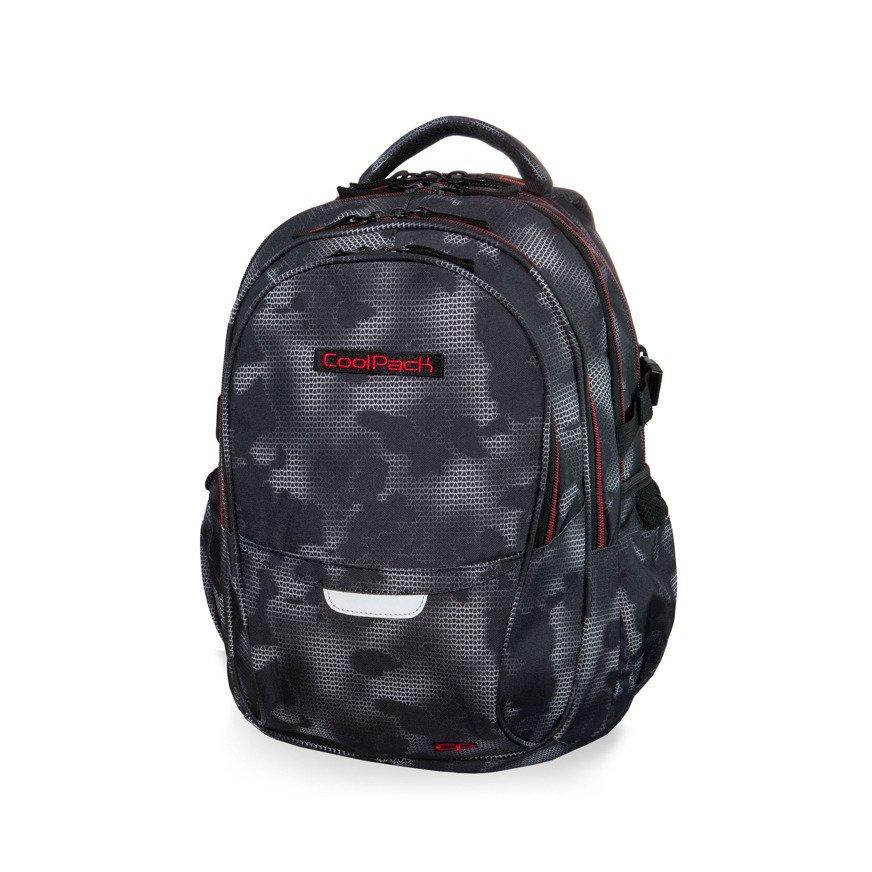 28e896944e1c1 Plecak młodzieżowy szkolny CoolPack Factor Misty Red 32324CP nr ...