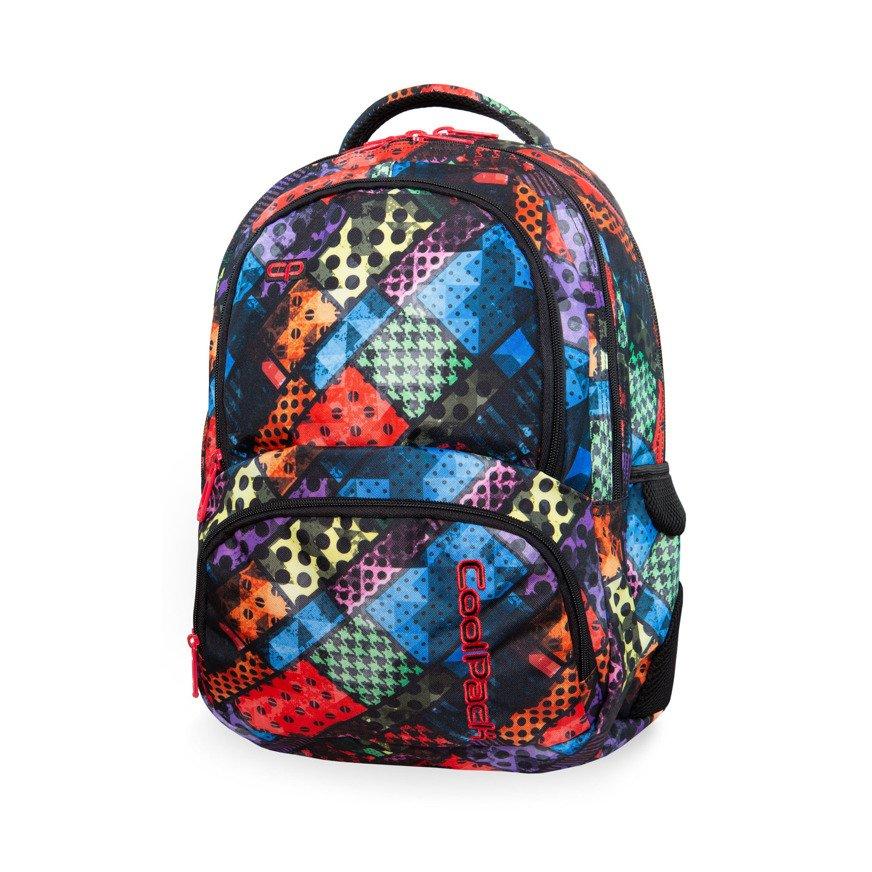 e1bc3129f2283 Kliknij, aby powiększyć; Plecak młodzieżowy szkolny CoolPack Spiner Blox  33802CP nr B01014 Kliknij ...