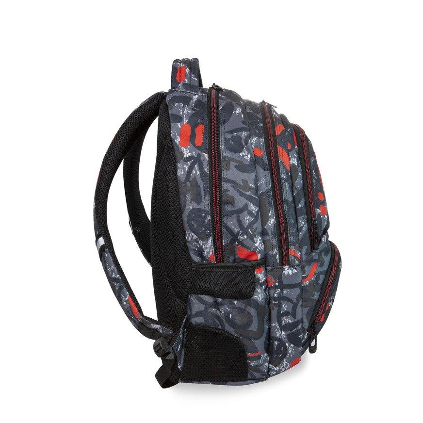 5caf7ec656593 Kliknij, aby powiększyć; Plecak młodzieżowy szkolny CoolPack Spiner Red  Indian 32126CP nr B01005