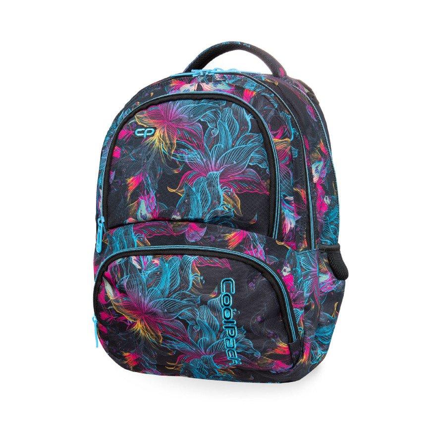 130429cc49c5e Plecak młodzieżowy szkolny CoolPack Spiner Vibrant Bloom 34366CP nr ...