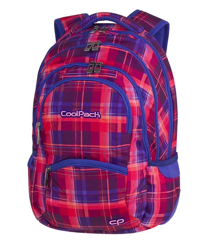 418dcea551c4e Plecak szkolny Coolpack College Mellow Pink 81921CP nr A508 ...