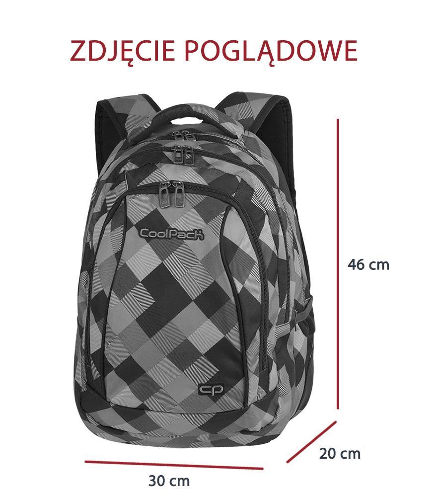 e40e7f4496bf0 Plecak szkolny Coolpack Combo Pink Flamingo 81235CP nr A481 ...