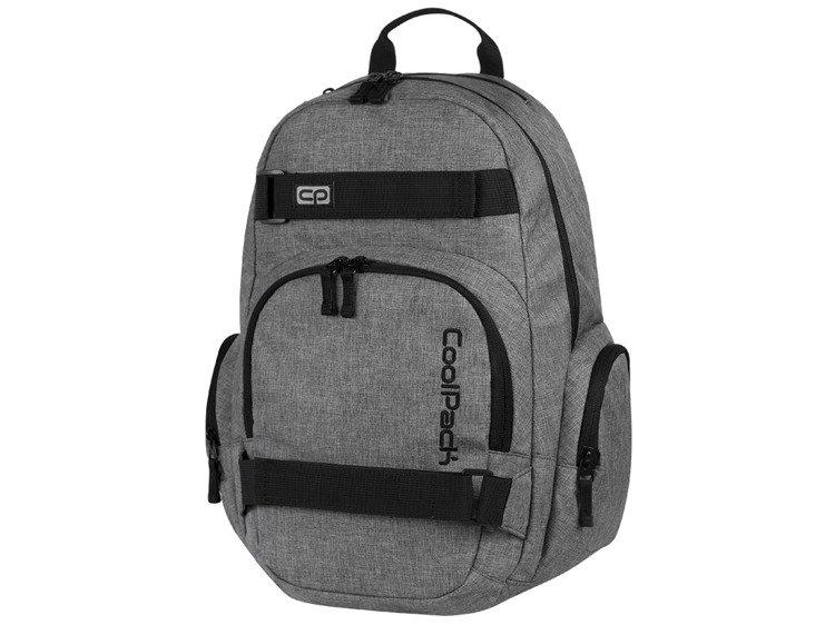 8d606c69771d7 Plecak szkolny Coolpack Extreme Snow Grey 64910CP nr 592 - Plecaki ...