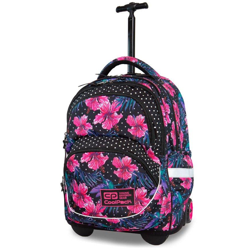 726194f23c4fe Kliknij, aby powiększyć; Plecak szkolny na kółkach CoolPack Starr Blossoms  21762CP nr B35102