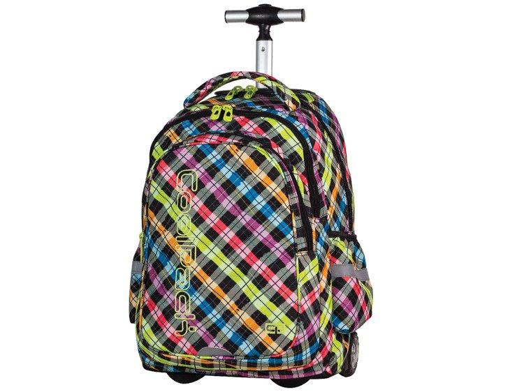 6214fbc90edf7 Kliknij, aby powiększyć · Plecak szkolny na kółkach Coolpack Junior Colour  Check 61025CP nr 526 Kliknij ...