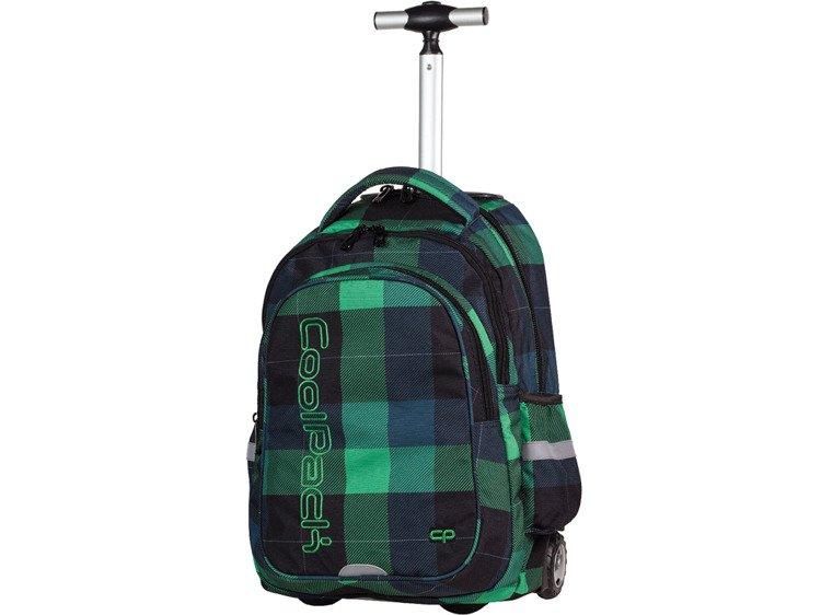 afb9dcee71964 Plecak szkolny na kółkach Coolpack Junior Oxford 60158CP nr 494 Kliknij,  aby powiększyć ...