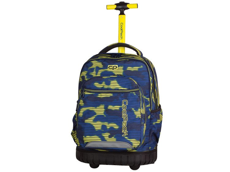 356fb9bf8826d Plecak szkolny na kółkach Coolpack Swift Navy haze 70201CP nr 938 Kliknij