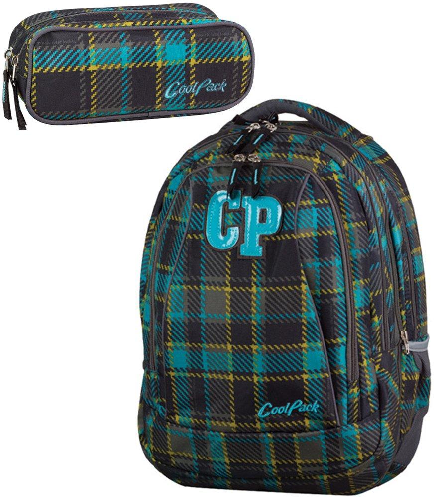 d4c46d0aa8c7e Zestaw szkolny Coolpack Marengo - plecak Combo i piórnik Clever Kliknij