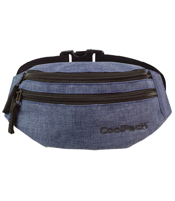 Biodrówka Coolpack Madison Snow blue 76302CP nr 860