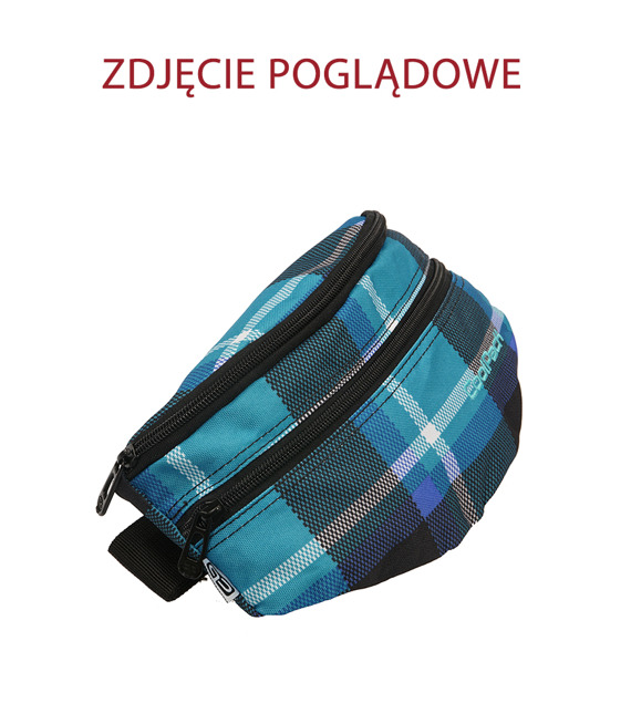 Biodrówka Coolpack Polar Scotish blue 51446CP nr 349