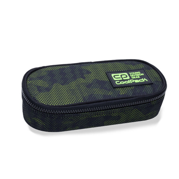 Piórnik szkolny CoolPack Campus Army Moss Green 98656CP nr B62070