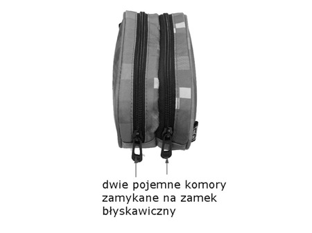 Piórnik szkolny Coolpack Academy Turquise 45186CP nr 024