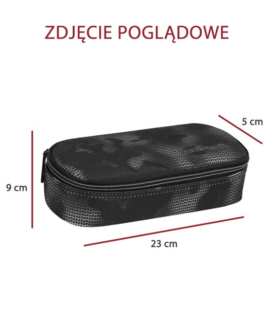 Piórnik szkolny Coolpack Campus Mellow Pink 82034CP nr A513