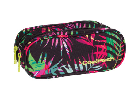 Piórnik szkolny Coolpack Clever Tropical island 73950CP nr 774
