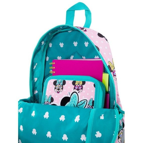 Plecak Coolpack Toby Disney Minnie Mouse Pink 44655CP B49302